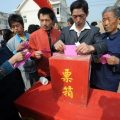 CHINA-POLITICS-VILLAGE-DEMOCRACY