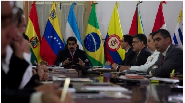 Can UNASUR help Brazil stabilize Venezuela?