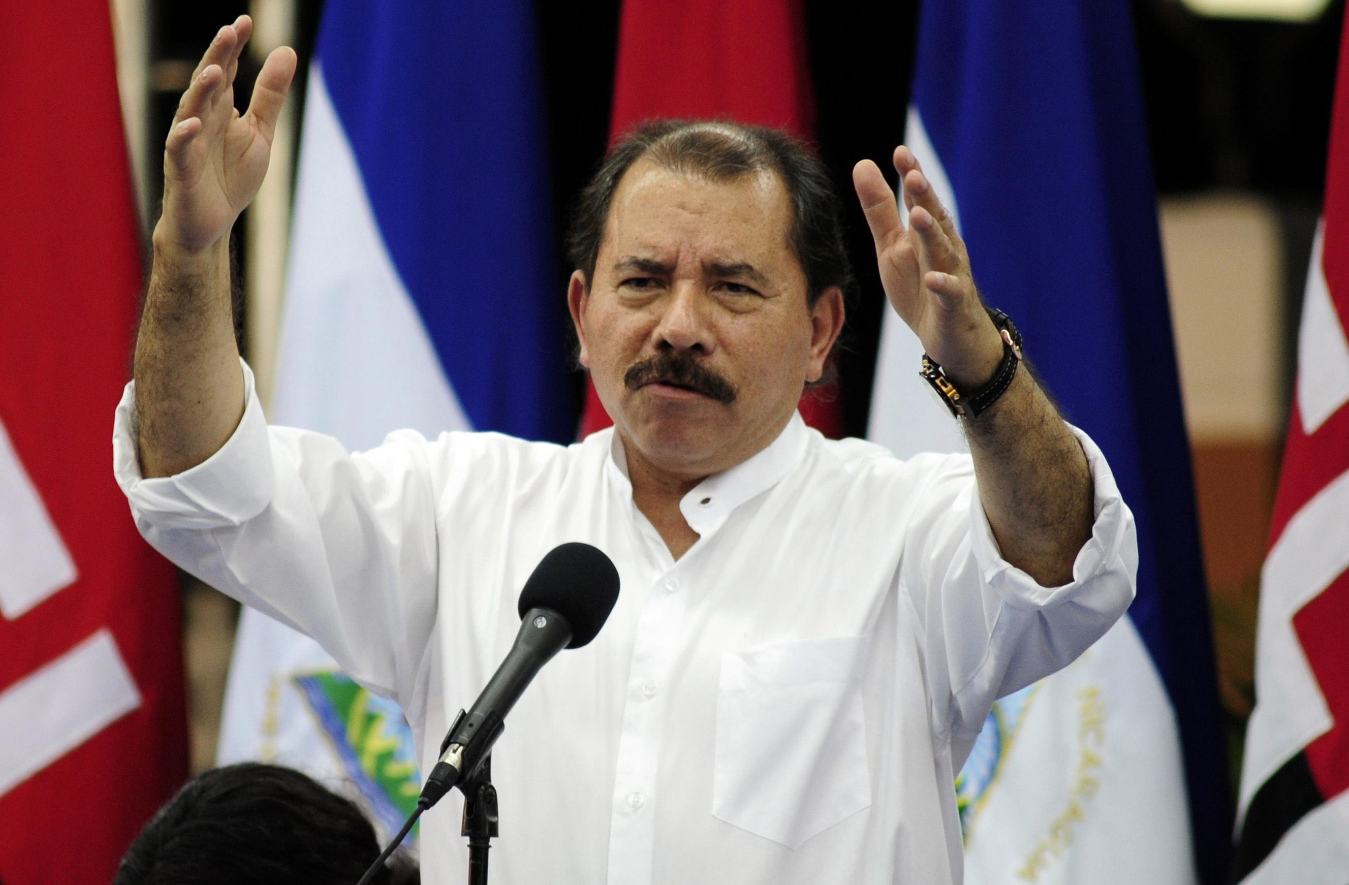 president daniel ortegas government - HD2655×1742